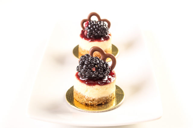 Mini Cheesecake Amora