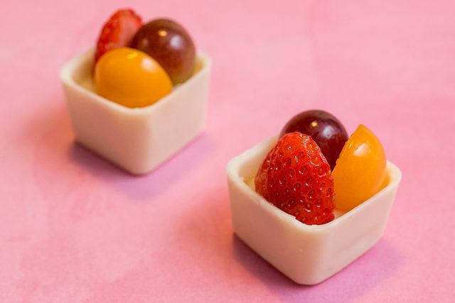 Caixinha de Frutas